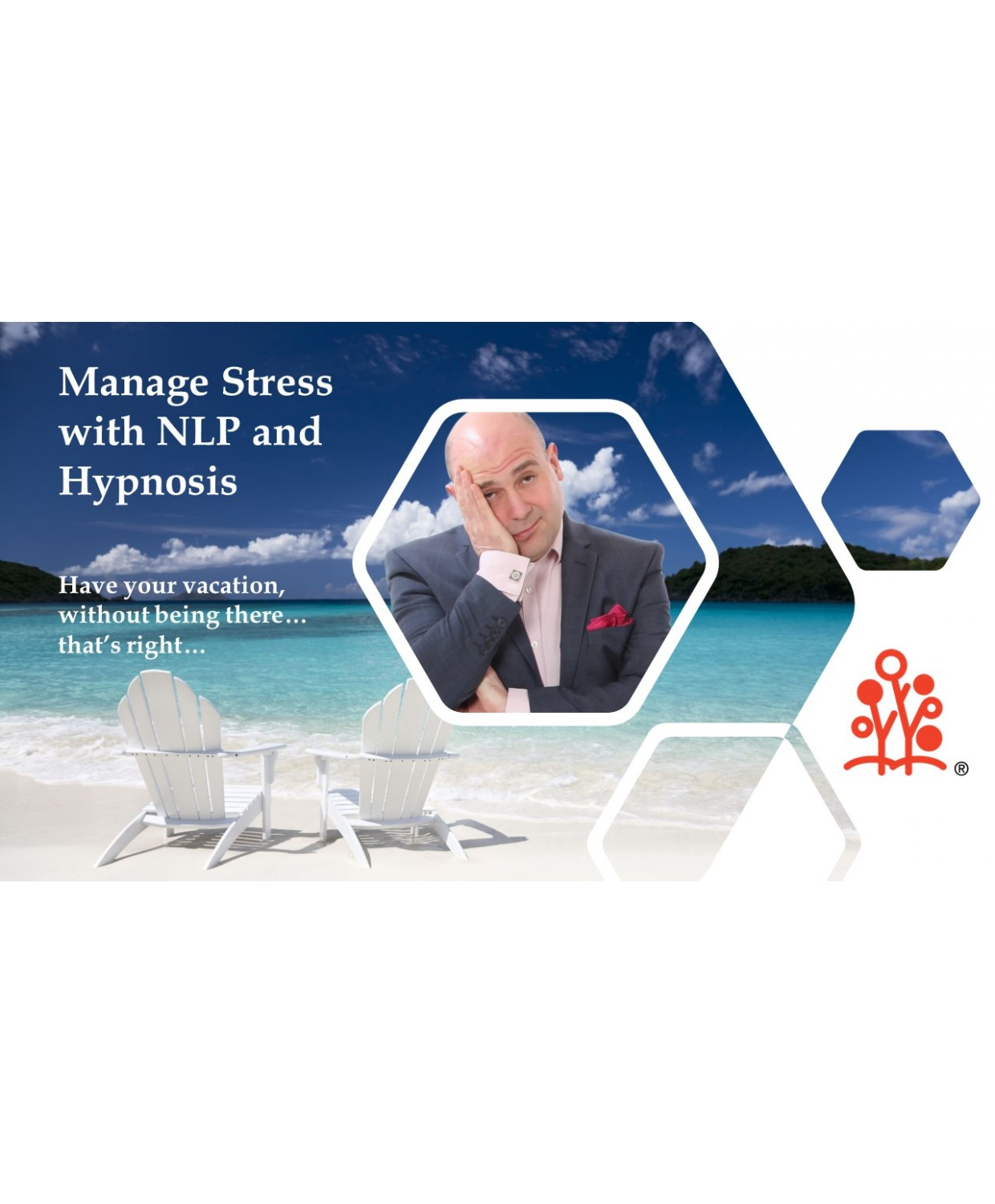 Manage Stress with NLP and Hypnosis